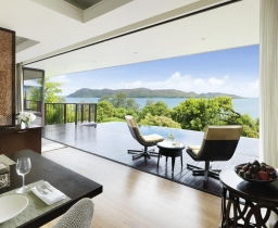 2-Bedroom Oceanview Pool Vill