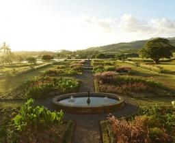 Heritage Le Chateau zahrada