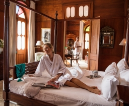 Heritage Le Chateau Presidential Suite