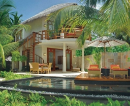 vila Double Storey Beach Villa