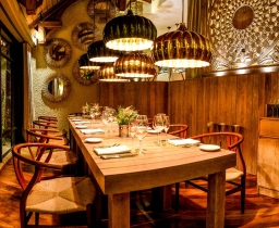 Amari s menu Veneet Bhatia, šofkuchaře s hvězdami od Michelin