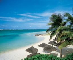 Pláž, LUX* Belle Mare Villas