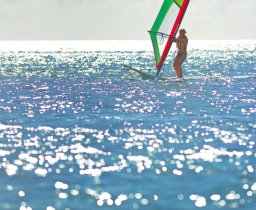 vodní sporty