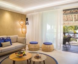 2-Bedroom Ocean Beachfront Family Suite