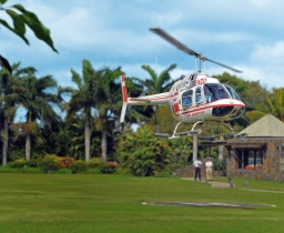 Mauricius heliport